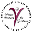 International Virtual Women's Chamber of Commerce Seal for Business Audio Books